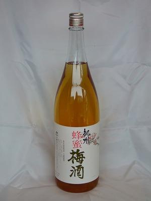 蜂蜜梅酒 1.8L