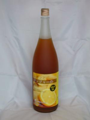 レモンとジンジャーの梅酒 1.8L